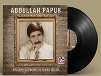 LP-PLAK -  ABDULLAH PAPUR - Mezarım Kazılmadan Yar Yanıma Gelesin