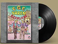 LP-PLAK  - EGE YAREN GECELERİ