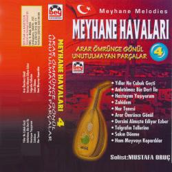 MEYHANE HAVALARI.4-Arar Ömrünce Gönül