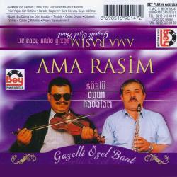 AMA RAS�M-Gazelli