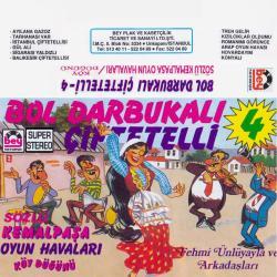 BOL DARBUKALI ÇİFTETELLİ-4
