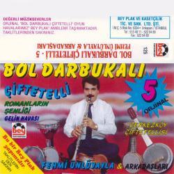 BOL DARBUKALI ÇİFTETELLİ-5