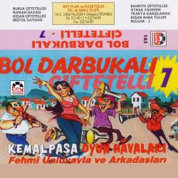 BOL DARBUKALI ÇİFTETELLİ-7
